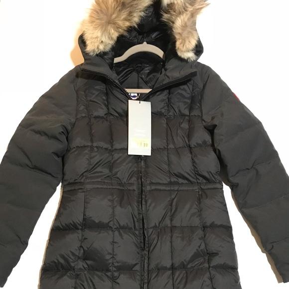 4f0f737dfeed Canada Goose Jackets & Coats | Beechwood Parka Graphite Size Medium ...